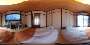 恵美須 2F和室(ベッドルーム)